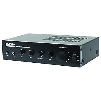 Clever Acoustics Ma120 100v 20w Mixer Amplifier