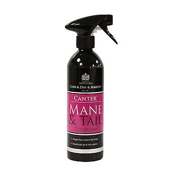 Carr & Day & Martin Canter Mane & Tail Conditioner Aluminium Bottle 500ml