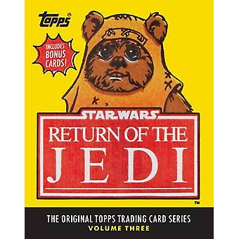 Star Wars Return of the Jedi by The Topps Company