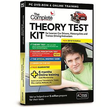 Completetheory Test Kit by Focus Multimedia