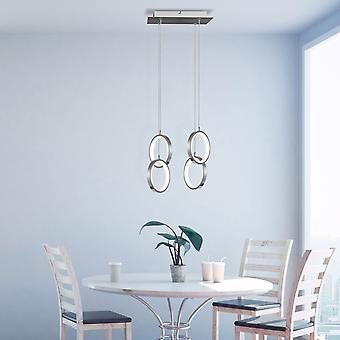 Soleil 4 Mini Pendant Lighting Nickel