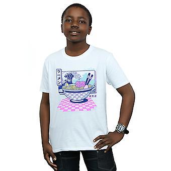 Vincent Trinidad Boys Vaporwave Ramen T-Shirt