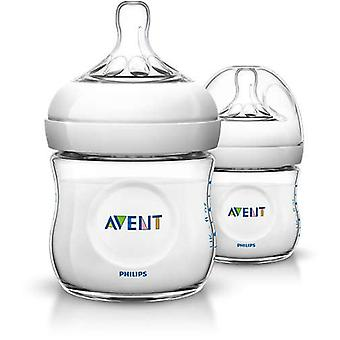 Avent Set 2 Natural Milk Bottles (Baby & Toddler , Nursing & Feeding , Baby Bottles)