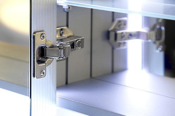 Cabinet de salle de bains audio avec Bluetooth, rasoir & K19Aud capteur