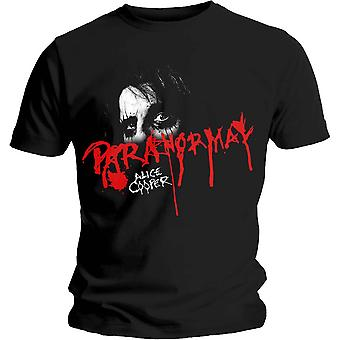 Alice Cooper Paranormal Eyes Official T-Shirt