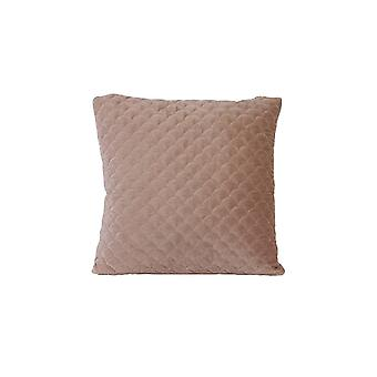 Light & Living Pillow 50x50cm Shell Velvet Salmon Pink