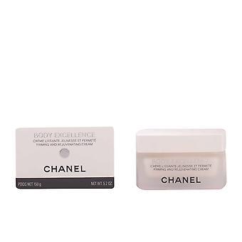 Chanel lichaam Excellence Crème Lissante Jeunesse Et Fermeté 150 Gr voor vrouwen