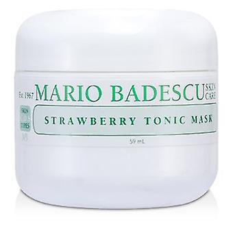 Mario Badescu mansikka tonic naamio - yhdistelmä / rasvainen / herkkä iho tyypit 59ml / 2oz
