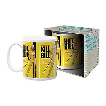 Kill bill ceramic mug
