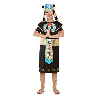Traje de fantasía de príncipe egipcio para niños
