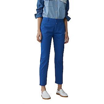Closed C9101230d20509 Women's Blue Cotton Pants