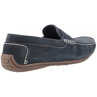 Hush Puppies Roscoe Slip On Shoe Navy