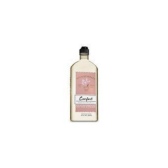 (2 Pack) Bath & Body Works Aromatherapy Vanilla Patchouli Body Wash & Foam Bath 10 fl oz / 295 ml