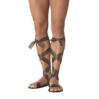 California Costumes Men's Roman Sandal Adult