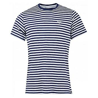 Barbour Delamere Striped Crew Neck T-Shirt