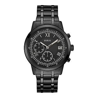 Guess Summit W1001G3 reloj de Caballero Cronógrafo