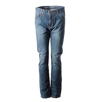 Mac Mens Arne Jeans Casual dagelijks Denim broek broek bodems