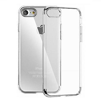 iPhone 7/8 - gjennomsiktig 1,8 mm slank skall