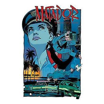 Matador Volume 1 by Devin Grayson - 9781534310681 Book