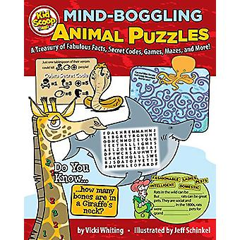 Mind-Boggling Animal Puzzles - A Treasury of Fabulous Facts - Secret C