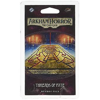 Arkham horror LCG tråder av Fate Mythos utvidelsespakke for kortspill