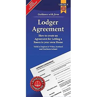 Lodger Agreement Form Pack - How to Create an Agreement for Letting a
