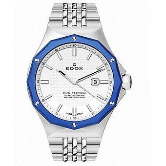 Edox Horloges Dolphin - 3-hands Women's Watch 54004 3BUM AIN