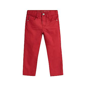 Esprit Kids' Cotton Trousers In A Five-Pocket Style