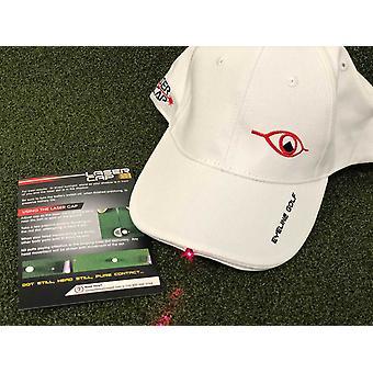 Eyeline Golf Laser Cap for Putting and Short Game