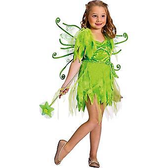Green Fairy Child Costume