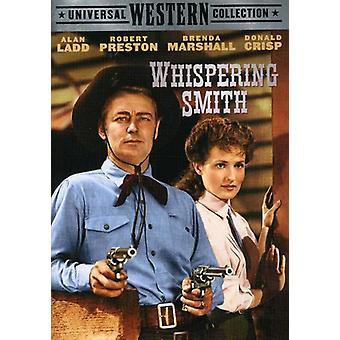 Whispering importation USA Smith [DVD]