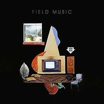 Field Music - Open Here [CD] USA import