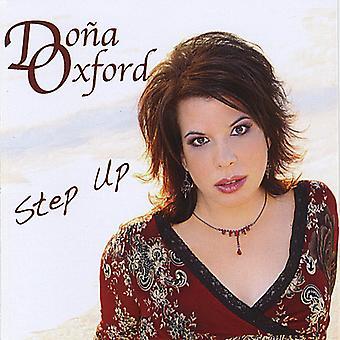 Doa Oxford - Step Up [CD] USA import