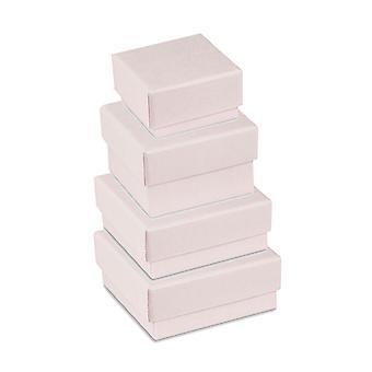 Pastel Pink Card Sieraden Presentatie dozen