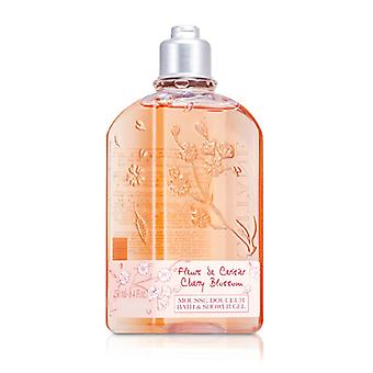 Bath Gel Cherry Blossom L'occitane (250 ml)