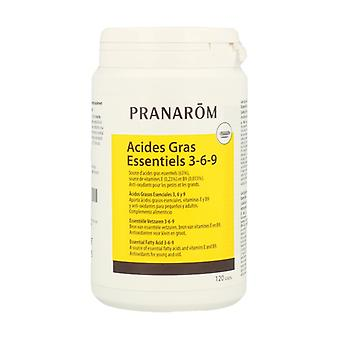 Omega 3-6-9 120 capsules