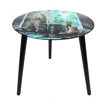 Lisa Parker Hubble Bubble Glass Table