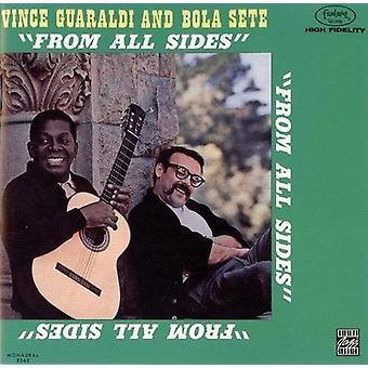 Bola S/Guaraldi V - de tous les côtés (import USA Khalifa [Vinyl]