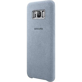 Samsung Alcantara Cover Case EF-XG955 mint for G955F S8 Plus
