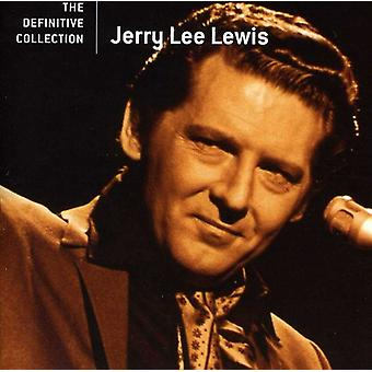 Jerry Lee Lewis - Definitive Collection [CD] USA import