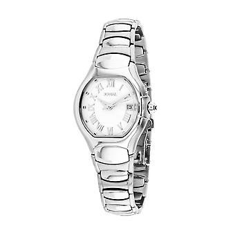 08031-Lsm-01, Jovial Women'S Classic - White - Quartz Watch