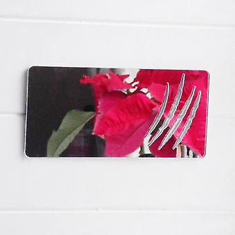 Claw Scratch Rectangle Acrylic Mirror