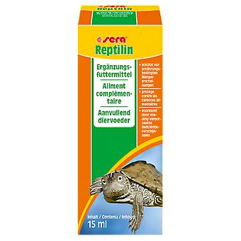 Sera Repitilin Vitaminas  (Reptiles , Food Supplements)