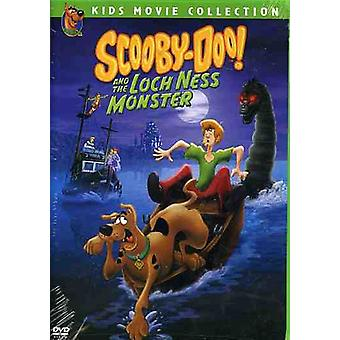 Scooby-Doo & the Loch Ness Monster [DVD] USA import