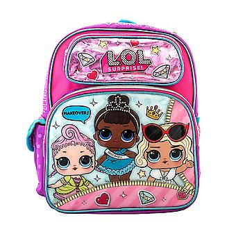 L.O.L Surprise! Backpack Girls Makeover!