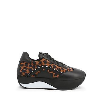 Liu Jo - Sapatos - Tênis - B69023-TX053_S1800 - Senhoras - preto,chocolate - EU 40
