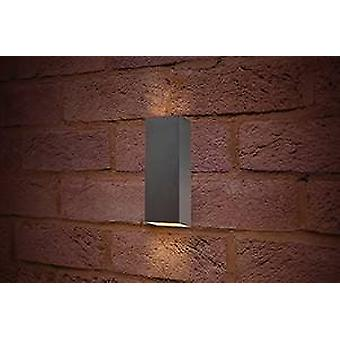 Outdoor LED Up Down Wall Light 8W 3000K 300lm IP54