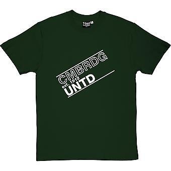 Cmbrdg Untd FC Racing Green Men'T-Shirt