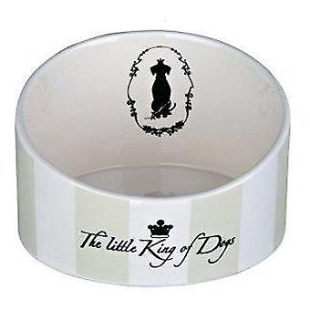 Trixie King of Dogs Ceramic Bowl (Dogs , Bowls, Feeders & Water Dispensers)