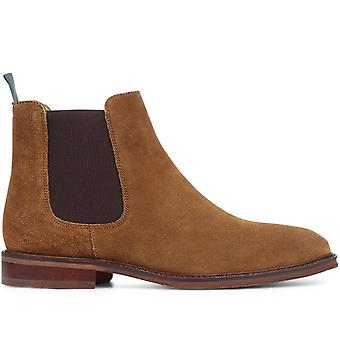 Jones Bootmaker Mens Deakin Leather Chelsea Boot